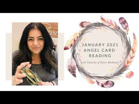 January 2021 Angel Card Reading - YouTube