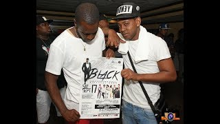 WHITE & BLACK AFFAIRS | P.E.P BUILDING BALTMORE MARYLAND | PABIO MIDNYTE PROMOTION |FEAT BOOM BOOM