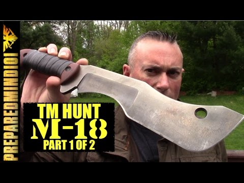 TM Hunt M-18 (Part 1 of 2): Details and First Impressions - Preparedmind101