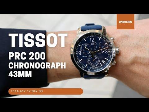 Tissot PRC 200 Chronograph T1144171704700