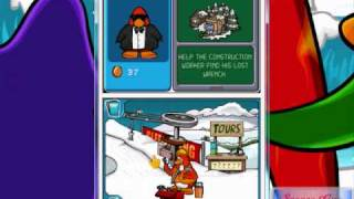 Where to find the wrench in club penguin