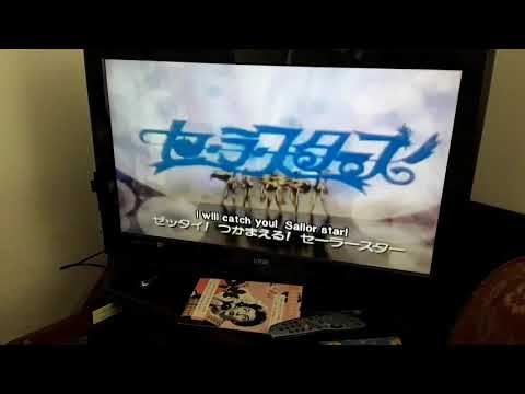 Sailor moon sailor stars intro English subtitles.