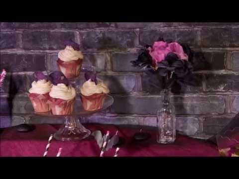 Halloween Dekoration – Chica Vampiro