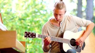 Coldplay   Paradise (Acoustic Guitar Cover)