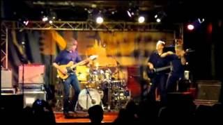 Mike Stern Band Feat. Didier Lockwood - KT - New Morning, Paris - 07/09/11
