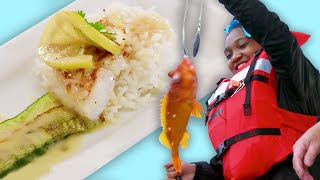 Kids Catch and Cook Their Own Fish! 🐟🐠 | Universal Kids