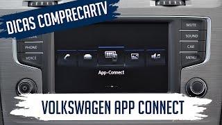 Como usar o Volkswagen App Connect