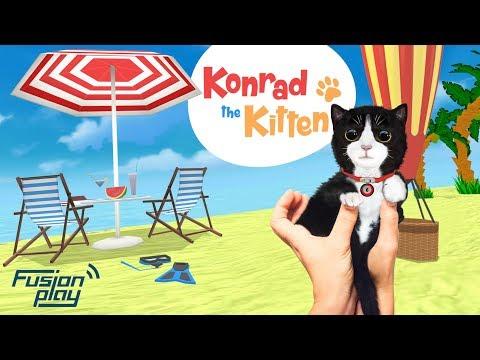 Konrad the Kitten - Updated PSVR launch trailer thumbnail