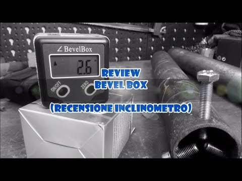 Banggood - Recensione Bevel Box (Inclinometro digitale)