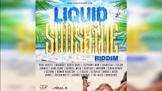 Liquid Sunshine Riddim Mix(Vybz Kartel, Mavado, Dexta Daps, Teejay, Ding Dong & more) Good Good Prod