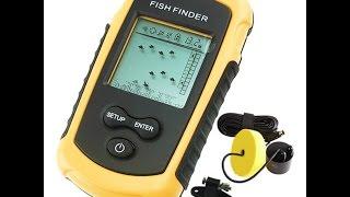 Инструкция по использованию эхолота fish finder