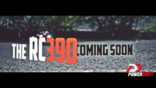 KTM RC 390: Coming Soon: PowerDrift