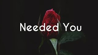 Blackbear - I Needed You  Español