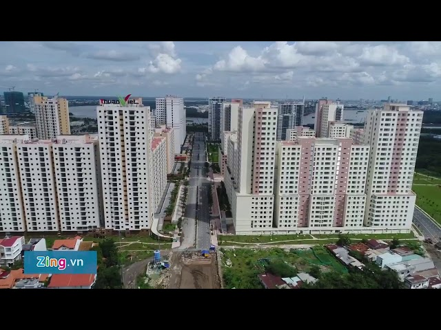 Đấu giá 3.800 căn hộ tái định cư Bình Khánh, Quận 2