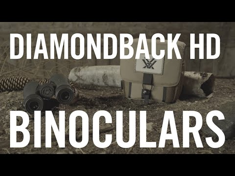 Vortex Diamondback HD 8x42 Verrekijker
