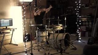 Wyatt Stav - The Word Alive - The Fortune Teller (Drum Cover)
