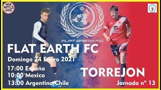 R.F.F.M - TERCERA DIVISIÓN NACIONAL (Grupo 7A) - Flat Earth F.C. 1-1 A.D. Torrejón C.F.
