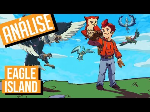 Eagle Island is cute but brutally dificult video thumbnail