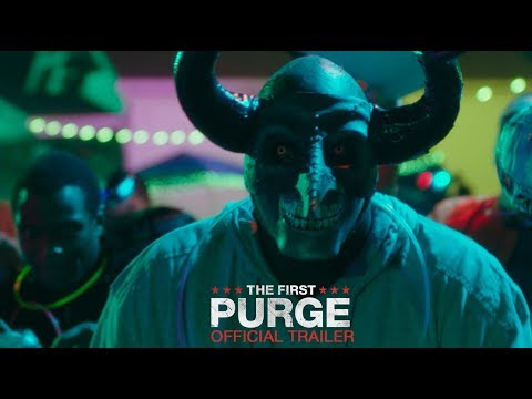 Movie Trailer: The First Purge (2018) (0)