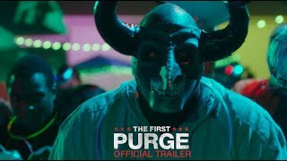 The First Purge (2018) Video