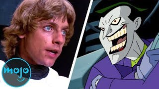 Top 10 Greatest Mark Hamill Characters