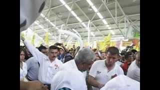 preview picture of video 'AMLO - POZA RICA DE HIDALGO VER. 2012'