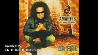 Video En Fuego (On Fire) (Audio) de Amarfis y  Su Banda Atakke