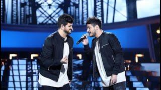 Manu Sánchez imita a Cepeda y canta con él 'Esta vez' - Tu Cara Me Suena