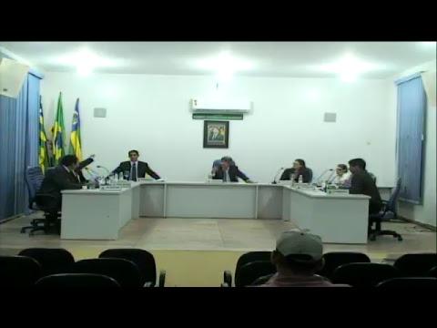 Sessão Ordinária do dia 26/03/2018 Câmara Municipal de Barro Alto GO