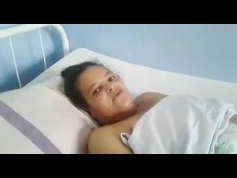 Paciente hospitalizada pede socorro em Boninal, município da Chapada  Diamantina - Bahia