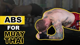 6-Pack Abs Workout For Fighters | INTENSE In-Home Core Training by Sean Fagan