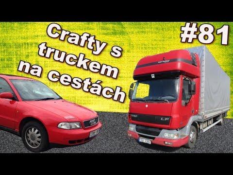 Event-VLOG #81 - Crafty s truckem na cestách + Audi SDI