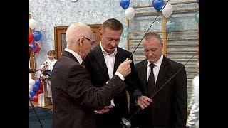 В Курске вновь стартовал Всероссийский турнир по фехтованию