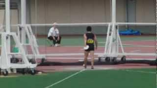 男子円盤投決勝日本学生陸上競技個人選手権2012.6.24