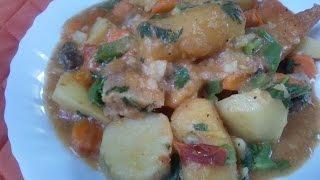 Indigenous Kenyan Starchy Vegetable Stew (Matoke  Nduma Malenge  Viazi Vitamu) – Jikoni Magic