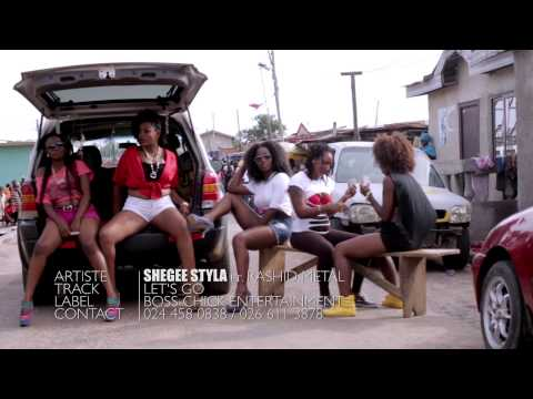 Music Video: Shegah - Let's Go feat. Rashid Mettal