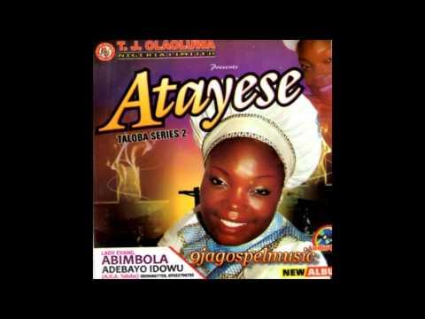 Evang Abimbola Adebayo Idowu - Atayese (Taloba Series 2)