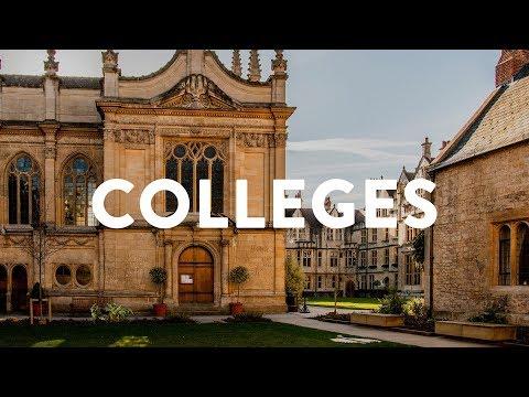 mp4 College In Oxford, download College In Oxford video klip College In Oxford