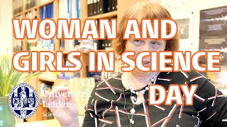 Happy International Day of Women and Girls in Science!