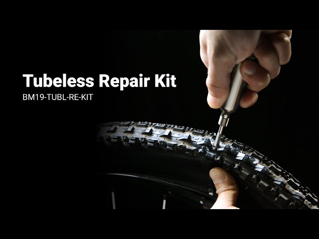 Видео Ремкомплект Birzman Tubeless Repair Kit