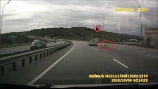 ДТП 18+ Подборка аварий за 06 октября 2018 года. ужасная авария в Тверской области