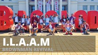 I.L.A.A.M by Brownman Revival | Zumba® | Cumbia | PPop | TML Crew Camper Cantos