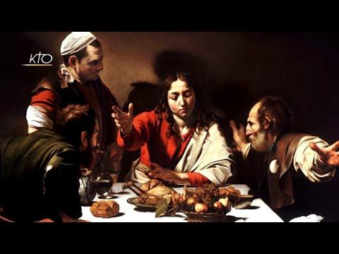 Le Repas à Emmaus du Caravage