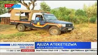 Ajuza ateketezwa mjini Kisii kwa madai ya ushirikina