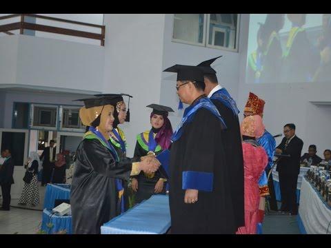 Dok Humas Untad, Wisuda ke 83 Lulusan Universitas Tadulako DISK 2