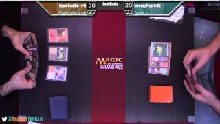 GP San Antonio 2014 Semifinals