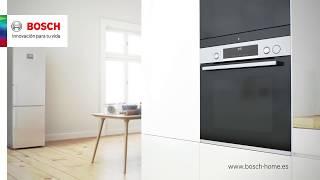 Bosch Hornos con vapor añadido Bosch: cocina como siempre has querido anuncio
