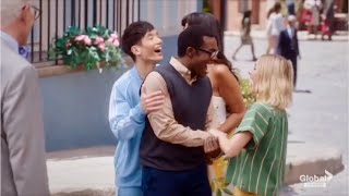 The Good Place 4x11 ending 💚