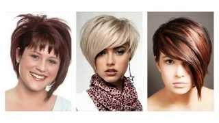 Frisuren Damen Kurz Asymmetrisch видео видео