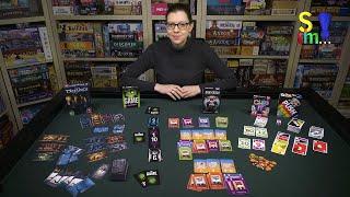 Genre im Fokus 17 - Fünf Karten-Spiele im Vergleich 2020 - Spiel doch mal...!